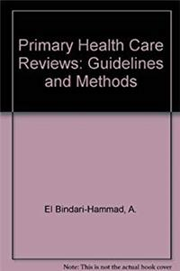 Primary health care reviews: Guidelines and methods e-book