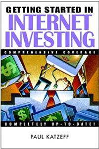 Getting Started in Internet Investing e-book
