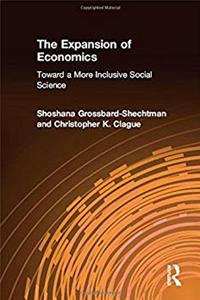 The Expansion of Economics: Toward a More Inclusive Social Science e-book
