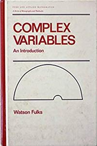 Complex Variables (Chapman  Hall Pure and Applied Mathematics) e-book