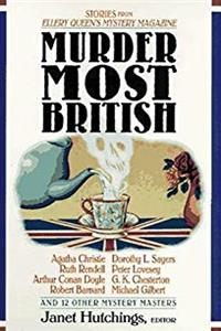 Murder Most British: Stories from Ellery Queen's Mystery Magazine (Dead Letter Mysteries) e-book