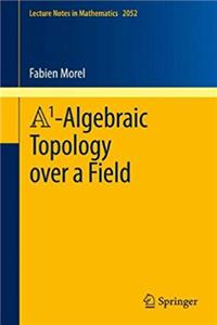 A1-Algebraic Topology over a Field (Lecture Notes in Mathematics, Vol. 2052) e-book