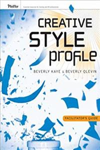 Creative Style Profile: Facilitator's Guide e-book