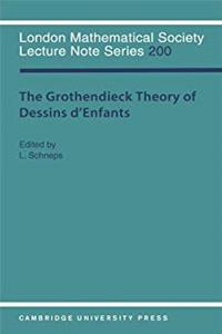 The Grothendieck Theory of Dessins d'Enfants (London Mathematical Society Lecture Note Series) e-book