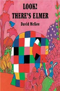 Look! There's Elmer e-book