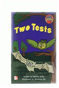 Two Tests (Leveled Readers) e-book