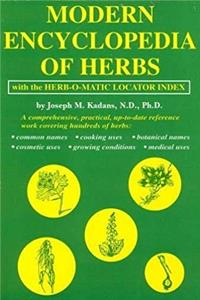 Modern Encyclopedia of Herbs, With the Herb-O-Matic Locator Index e-book