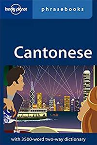 Lonely Planet Cantonese Phrasebook e-book