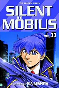 Silent Mobius, Vol. 11 e-book