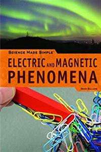 Electric and Magnetic Phenomena (Science Made Simple) e-book