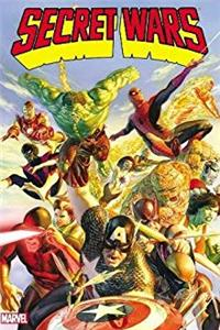 Secret Wars e-book